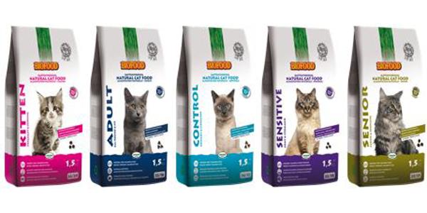 Biofood Premium kattenvoeding