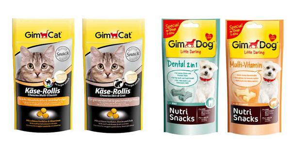 Snacks GimDog & Gimcat