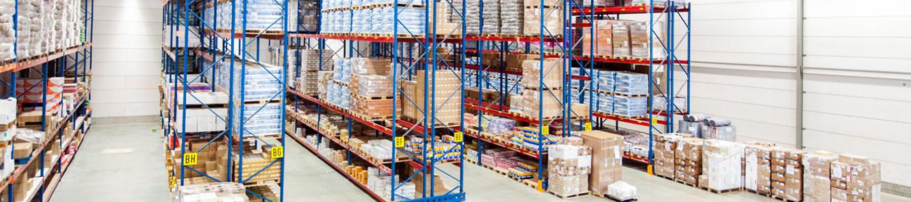 Warehouse magazijn Malanico