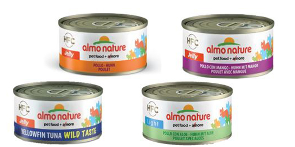 Almo Nature zomerproducten