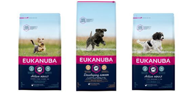 Relaunch van Eukanuba